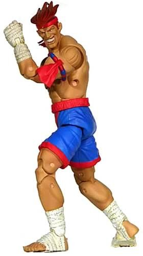 Picture of SOTA Blue Adon Action Figure (B000FRB6UQ) (SOTA Action Figures)