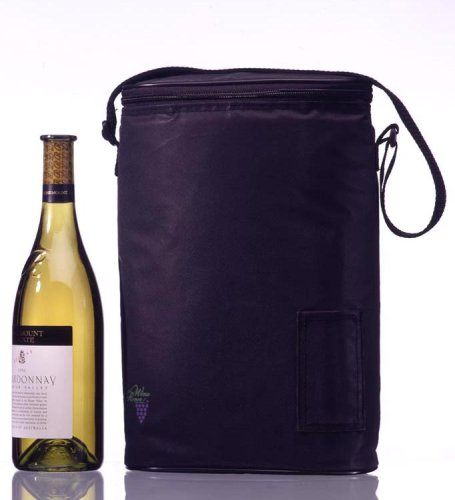 Insulated Rover 2 Bottle Wine Bag