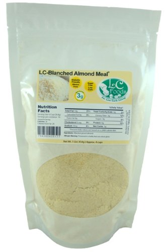 Blanched Almond Meal by LC-Foods