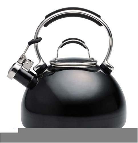 Black Kitchenaid Kettle: => KitchenAid Teakettle 2-Quart Gourmet Essentials