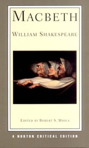 the downfall of macbeth in macbeth a play by william shakespeare