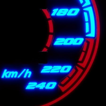 2000 Fiat Punto Interior. Plasma Tacho Fiat Punto GT