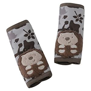 Eddie Bauer Animal Strap Covers - Hedgehog