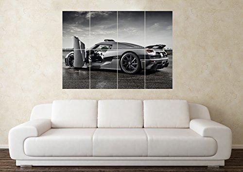 koenigsegg-ccx-supercar-sports-poster-da-parete-foto-stampata-grande