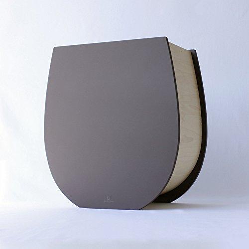 《ダストボックス》チューリップ -dust box- ブラウン 10L