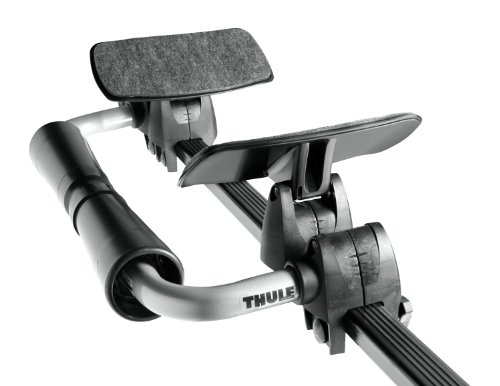 Thule 884 Roll Model Kayak Roof Rack Mount Carrier front-962014