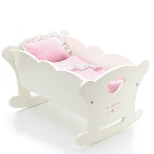 wooden baby doll cradle Quotes