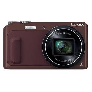 Digital Camera - LUMIX PANASONIC DMC-ZS45PU-T BROWN