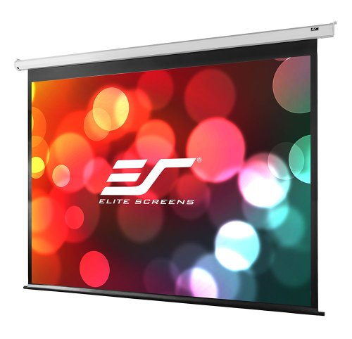 "Elite Screens Vmax150Xwv2 Vmax2 Electric Projector Screen (150 Inch Diagonal 4:3 Ratio 90""Hx120""W)"