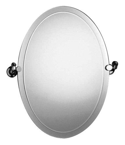 Mirrors Aqua Brass Serie 500 20 X 30 Oval Mirror 520 Pc