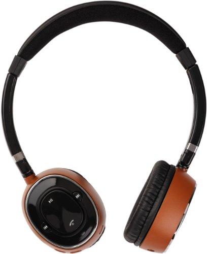 Supertooth Z004105E Melody Bluetooth A2Dp Stereo Headset, Orange