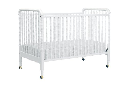 Read About DaVinci Jenny Lind 3-in-1 Convertible Crib, White