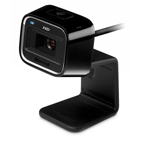 Webcam MICROSOFTLIFECAMHD5000NOIR7ND00002