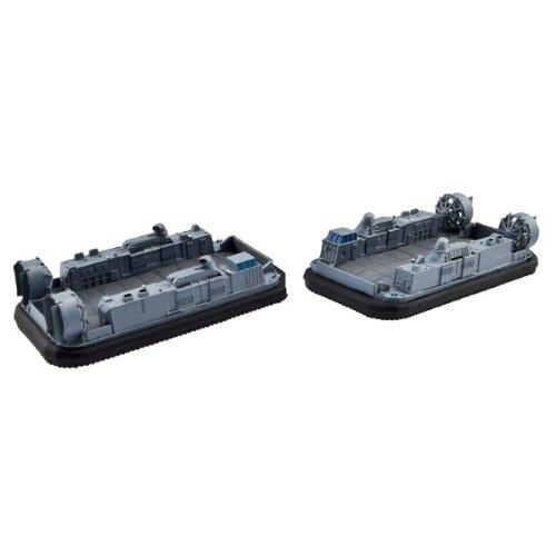 1/350 monochrome 64005 U.S. Navy LCAC-1 hovercraft 64005 (japan import)