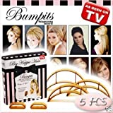 Big Happie Hair Bumpits Hair Volumizing Inserts (Set of 5) - BLONDE