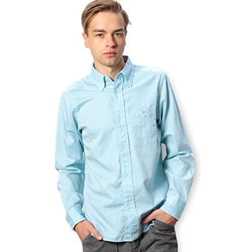 (コーエン) COEN ロイヤルオックスフォードボタンダウンシャツ 75106165011 71 LT.Blue M