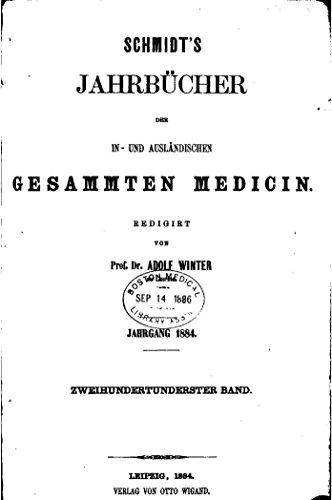 schmidts-jahrbucher-der-in-und-auslandischen-gesammten-medizin