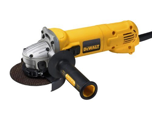 Dewalt D28113K 240V 900W 115mm Angle Grinder with Kitbox