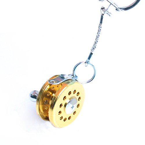Digrepair cool fly fishing reel miniature novelty gift for Cool fishing gifts