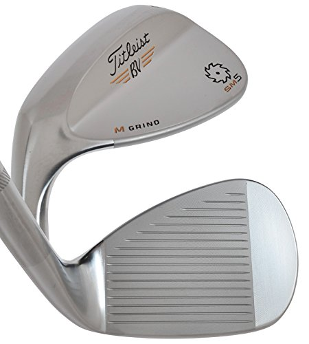 Titleist Vokey Sm5 Tour Chrome Wedge M Grind Left Handed 56.0 /10.0