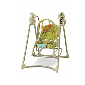 Fisher-Price Smart Stages 3-in-1 Rocker - Green