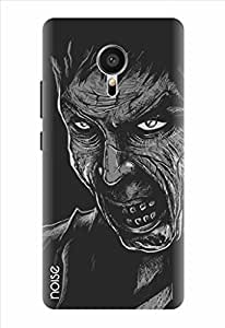 Noise Angry Man Printed Cover for Meizu Mx5 Pro