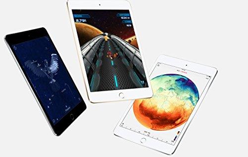 Apple iPad mini 4 (7,9 Zoll) Tablet-PC + Extra Zubehör - 6