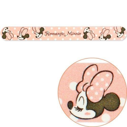 ディズニー ネイルファイル ミニーマウス ファッション 美容 ネイル用品 ネイルアート ネイルケア