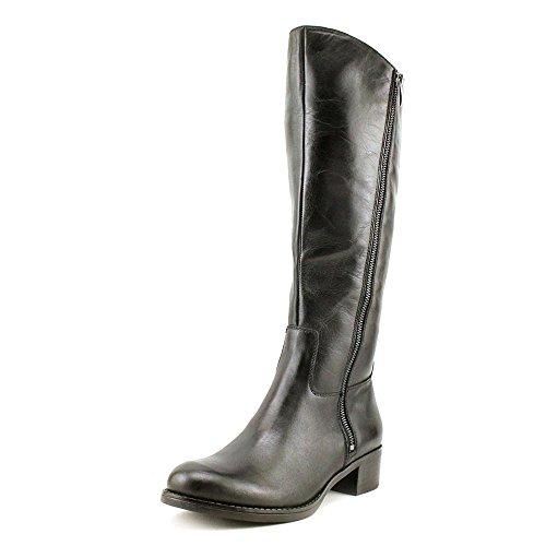 franco-sarto-christina-mujer-negro-piel-zapatos-botas-talla-eu-365