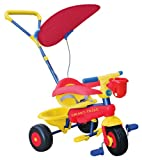 Smart Trike Bonbon 513-0100 Trike 3 in 1 Yellow / Red