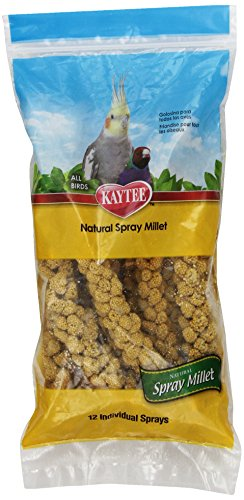 Kaytee Spray Millet for Birds, 12-Count