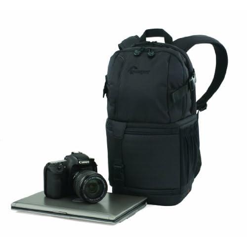 【国内正規品】Lowepro カメラリュック DSLRビデオパック 150AW 5.9L レインカバー PCスペース有 三脚取付可 ブラック 363924