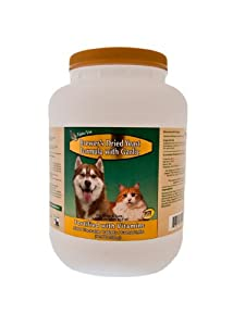 NaturVet 5000 Count Brewer's Dried Yeast Formula Tablets for Dogs and Cats