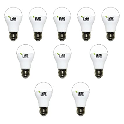 Imperial-3W-E27-3607-LED-Premium-Bulb-(Warm-White,-Pack-of-10)