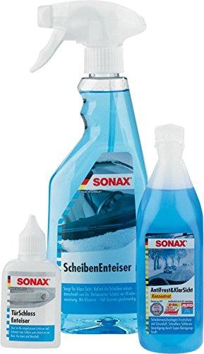 sonax-331900-winterfitset-3-tlg-enthalt-500ml-sonax-scheibenenteiser-250ml-sonax-antifrostklarsicht-