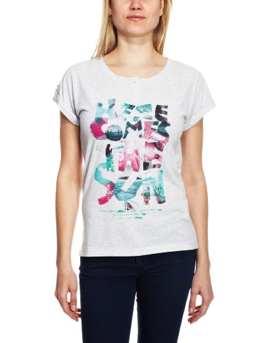 Ripcurl Fan Palm Ashes Marle Printed Women's Top