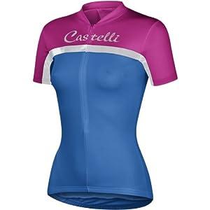 Castelli Promessa Jersey - Short-Sleeve - Ladies by Castelli