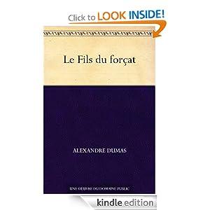 Le Fils du forçat (French Edition)