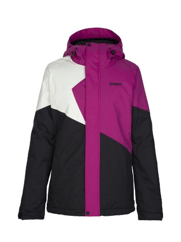 Zimtstern Damen Jacket Snow Rana, raspberry, S, 7720205040003