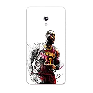 Urban Monk Lebron James Illustration Mobile Back Cover for Moto X Style [Matte Finish]