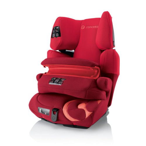 Concord Kinderautositz Transformer Pro Red