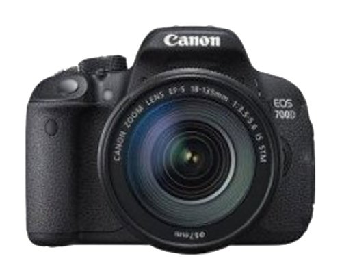 Canon-EOS-700D-18MP-Digital-SLR-Camera-Black-with-18-135mm-STM-Lens-and-Memory-Card-and-Camera-Bag