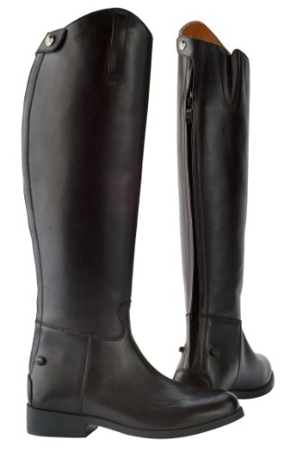 Dublin Aristocrat Dress Boots Black Ladies 6.5 Ex Tall Regular