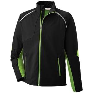 Ash City Mens Dynamo Hybrid Performance Soft Shell Jacket by Ash City