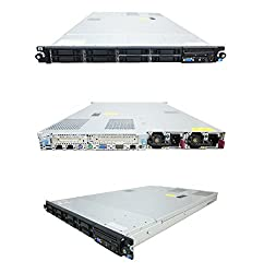 High-End Virtualization Server 12-Core 144GB RAM 960GB RAID SSD HP ProLiant DL360 G7 (Certified Refurbished)