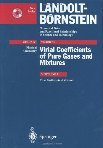 Virial Coefficients of Pure Gases and  Mixtures