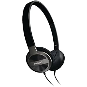 Amazon.com: Philips SHL9300/28 Headband Headphone (Black