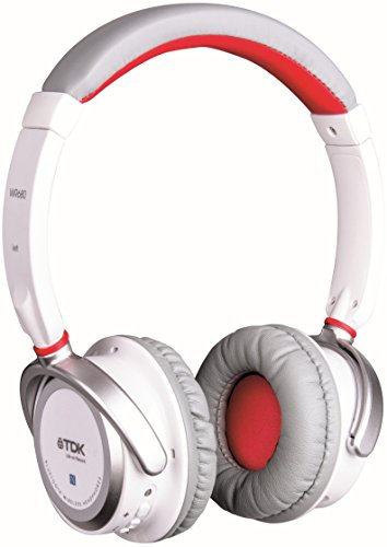 TDK Life on Record  Bluetooth対応 密閉型ワイヤレスステレオヘッドホン NFC搭載 スマートフォン対応 WR680シリーズ