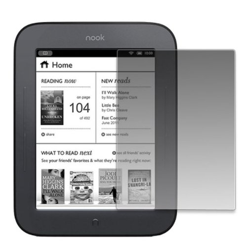 EMPIRE Anti-Glare Matte Screen Protector for Barnes & Noble All-New NOOK