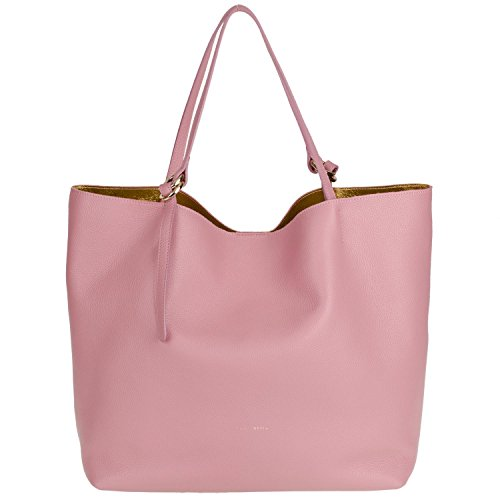 Coccinelle-Davon-Borsa-PelVitIngrDouble-WF0-11-Damentasche-aus-Leder-39x36x19cm